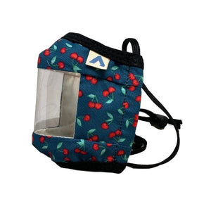 KIDS Window Communication Mask - Cherry on Top