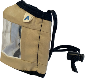 KIDS Window Communication Mask - Khaki