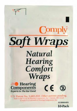 Comply soft wrap sample pack - 2/pkg