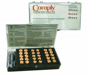 Comply Canal Tip Professional Fitting System (Expanded)