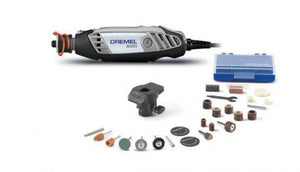 Dremel 3000 Series Rotary Tool + 24 Accessories Kit
