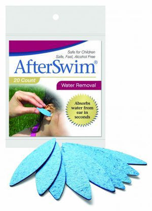 AfterSwim® Water Removal
