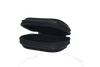 Black Zippered Hearing Aid Case