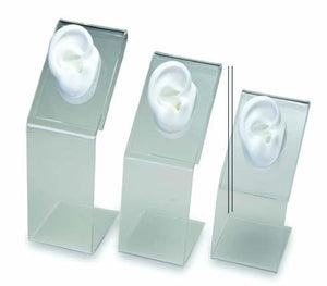 Acrylic Ear Stands - Small
