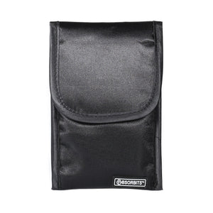 Absorbits Hearing Aid and Electronics Wet Pouch - Black
