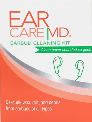 EarCare MD Earbud Cleaning Kit