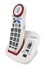 Clarity XLC2+ Amplified Cordless Phone up to 50 dB