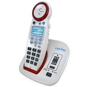 Clarity XLC3.4+ - Amplified Cordless Phone with Clarity Logic