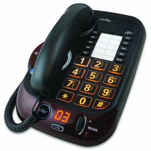 Clarity Alto Digital Extra Loud Amplified Corded Phone