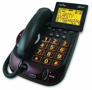 Clarity AltoPlus Extra Loud Caller ID Big Button Speakerphone