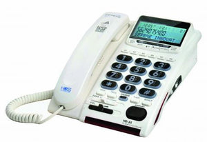 Serene Innovations Amplified Corded Phone with Large Display Model HD-65