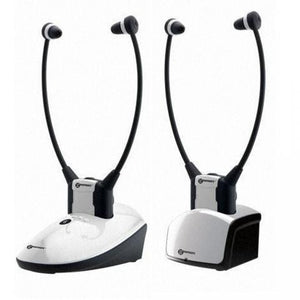 Geemarc CL7350 Amplified TV Headset and Extra Receiver Bundle