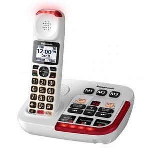 Panasonic KX-TGM420W Amplified Cordless Phone
