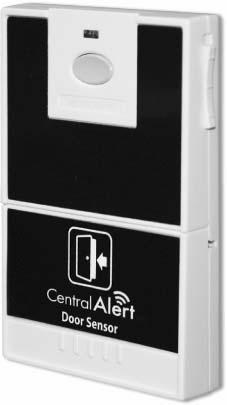 CentralAlert Door Chime / Intercom And Door Knocking Sensor Model CA-DX