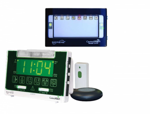 CentralAlert CA-360 Receiver and Remote Receiver CA-RX Bundle