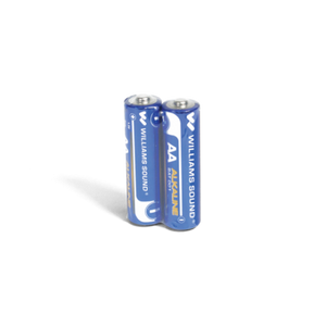 Battery, AA, Alkaline, 1.5V - 1 Pair