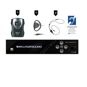 Williams Sound FM 558 Large Area FM System