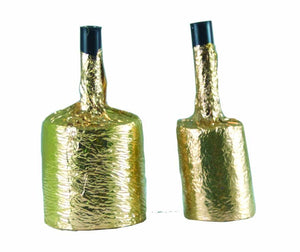 Gold Wrapped Electrodes