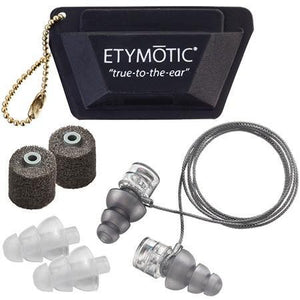 Etymotic High-Fidelity Earplugs ER20XSS - Universal Fit