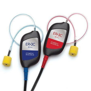 Etymotic ER-3C Insert Earphones - 50 Ohm