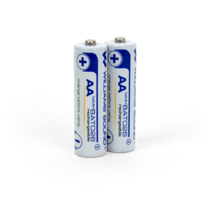 AA NiMH Rechargeable Batteries 2/package