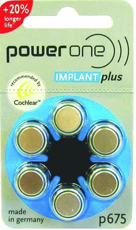 Power One P675 Implant Plus