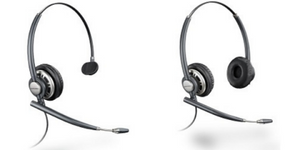 Plantronics EncorePro 700 Series Noise-Cancelling Headsets