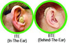 Clip for ITE & BTE Hearing Aids