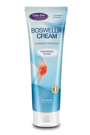 Boswellia Cream - 4 ounces