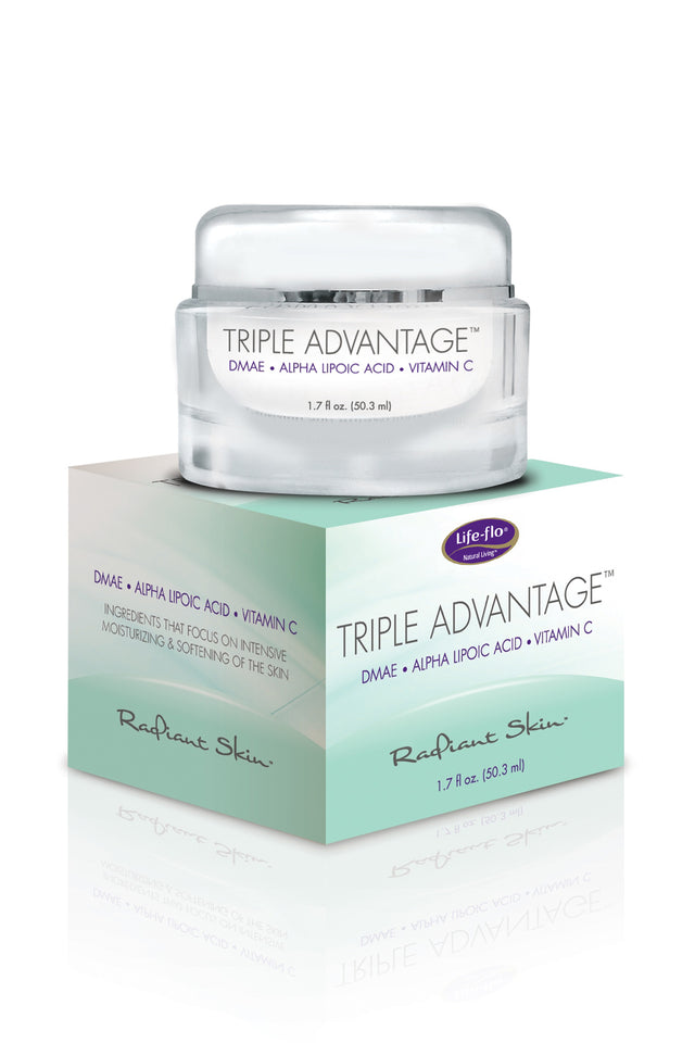 Triple Advantage W/dmae - 1.7 ounces