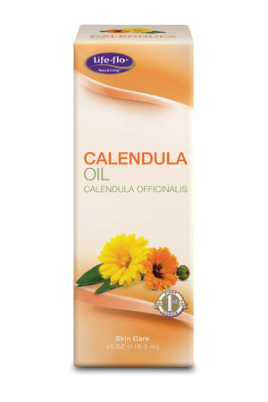 Calendula Oil - 4 ounces