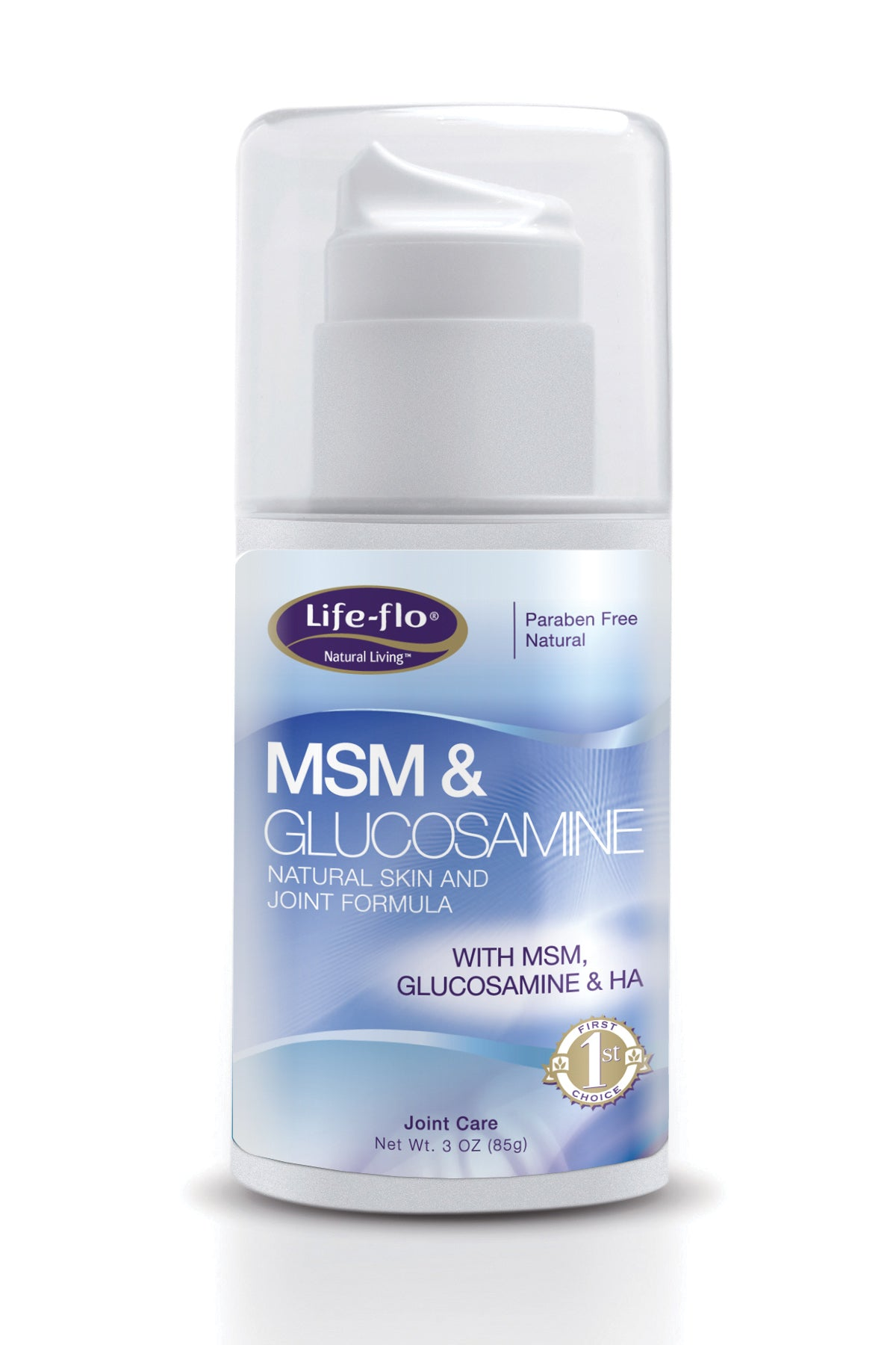 Msm & Glucosamine - 3 ounces