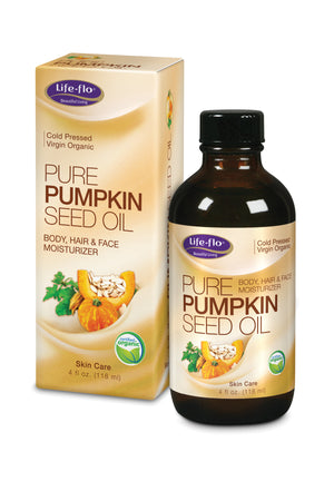 Pure Pumpkin Seed Oil Virgin Organic - 4 fl ounces