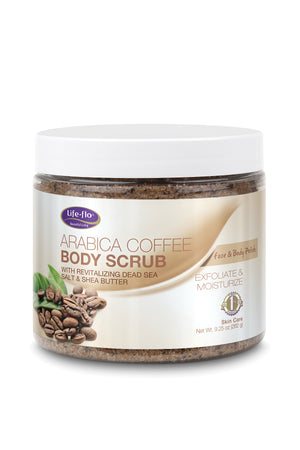 Arabica Coffee Body Scrub - 9.25 ounces