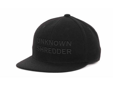 Unknown Shredder Fitted Hat