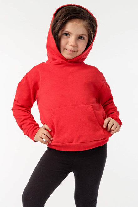 MWT109GD - Toddler Mid-Weight Pullover Hoodie