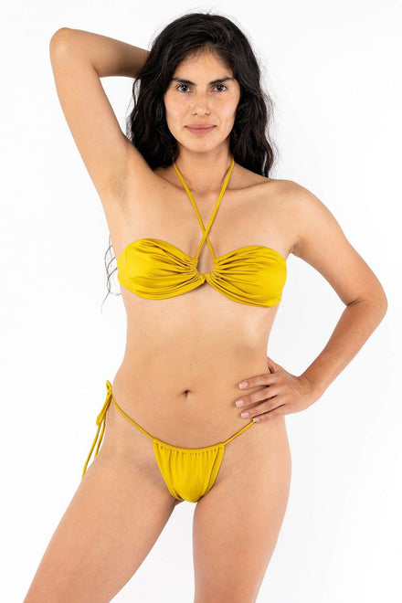 RNT410 - The Side Tie Bikini Bottom