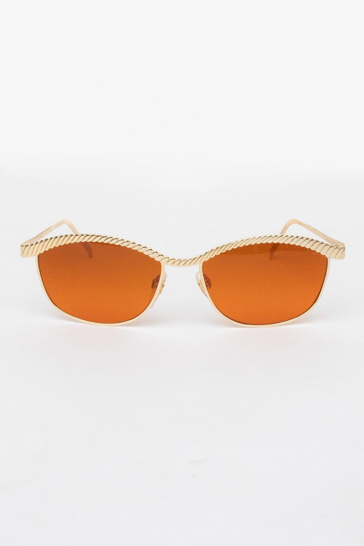 SGTATI - Tatiana Gold Ornate Sunglasses