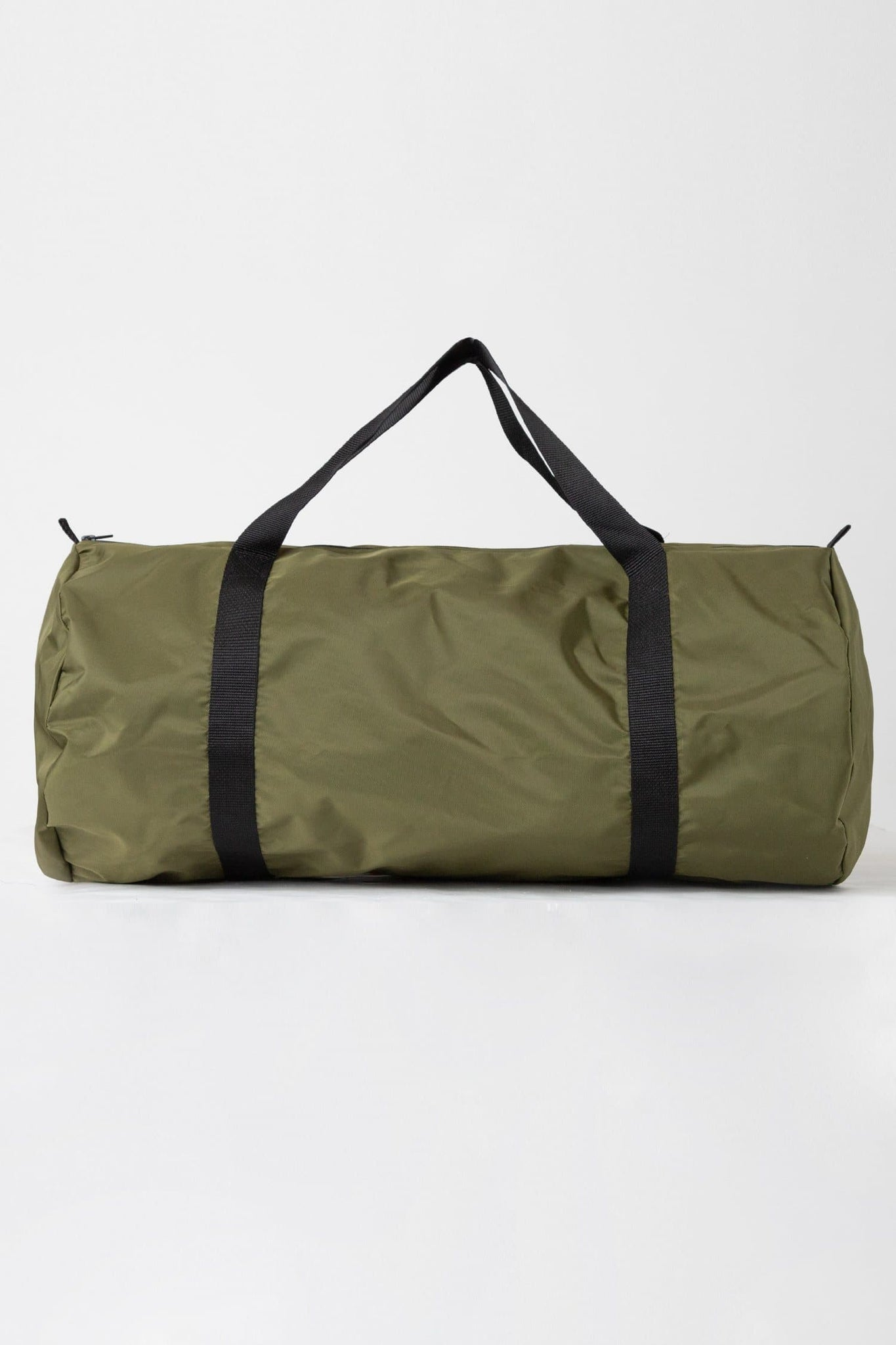 RNB563 - Nylon Pack Cloth Weekender Bag