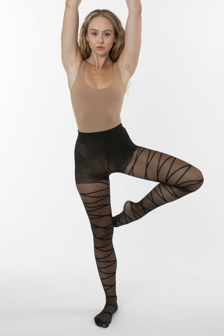 RN018 - Criss Cross Tights