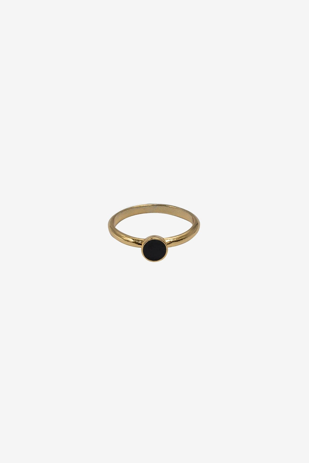 RNGBLCKU - 5mm Universal Enamel Ring