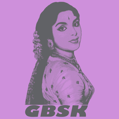 BOLLYWOOD  ~ Women's 50/50 Tee