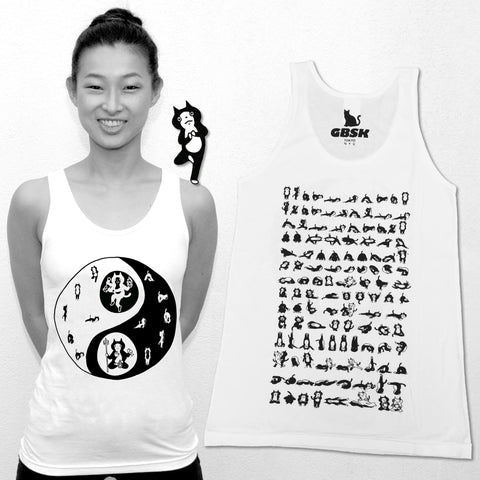 HACHINYANDA ~ Women's 50/50 tank