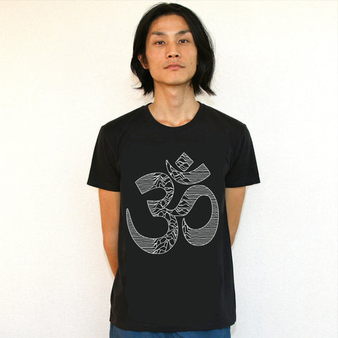 Transmission~ Men's Fine Jersey Crew Neck Tee