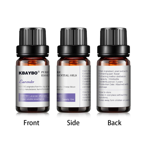 6-10mL Pure Essential Oil For Aromatherapy Diffusers