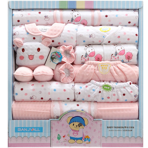 18-Piece Newborn Baby Clothes Set