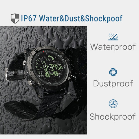 Flagship Rugged Smart Watch For IOS And Android