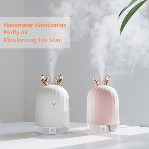 220ML High Quality Ultrasonic Deer Air Humidifier