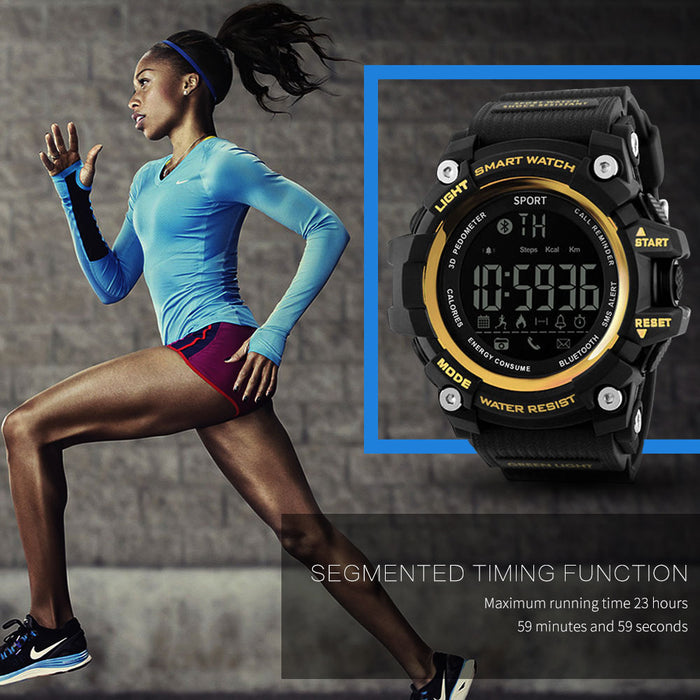 Intelligent Waterproof Bluetooth Sports Watch