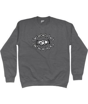 Open image in slideshow, Handshake Sweatshirt